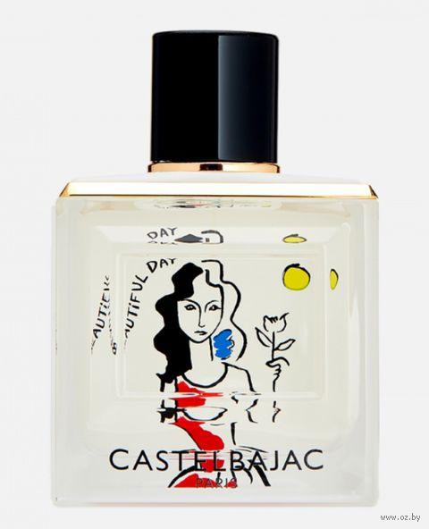 """Парфюмерная вода для женщин Castelbajac """"Beautiful Day"""" (60 мл) — фото, картинка"""