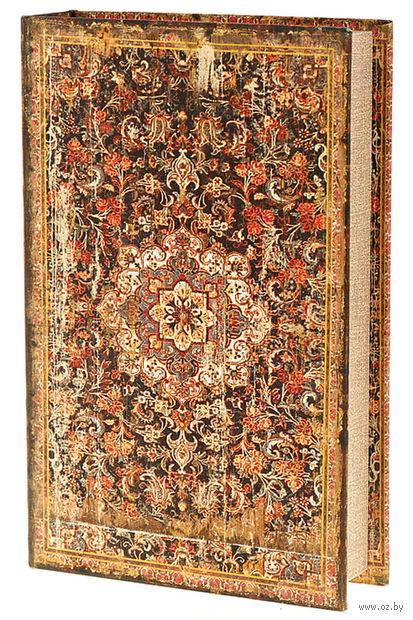 Шкатулка деревянная (26х17х5 см; арт. 7790132)