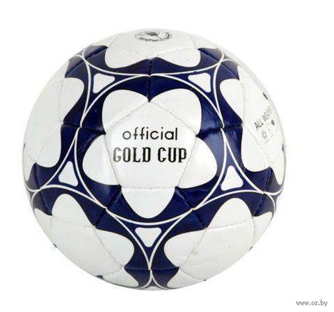 """Мяч футбольный """"Gold cup"""" (арт. Т53104)"""