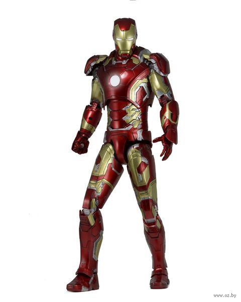 """Фигурка """"Neca. Avengers Ultron IronMan Mark 43"""" с подсветкой (45 см)"""