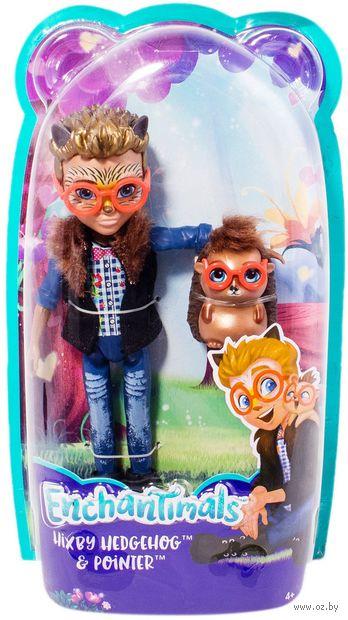 "Кукла ""Enchantimals. Хиксби Ежик"" — фото, картинка"