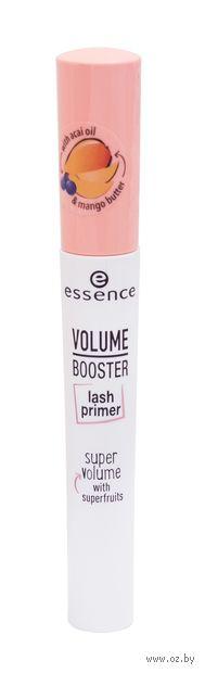 """Праймер под тушь для ресниц """"Volume Booster Lash Primer"""" тон: бесцветный — фото, картинка"""