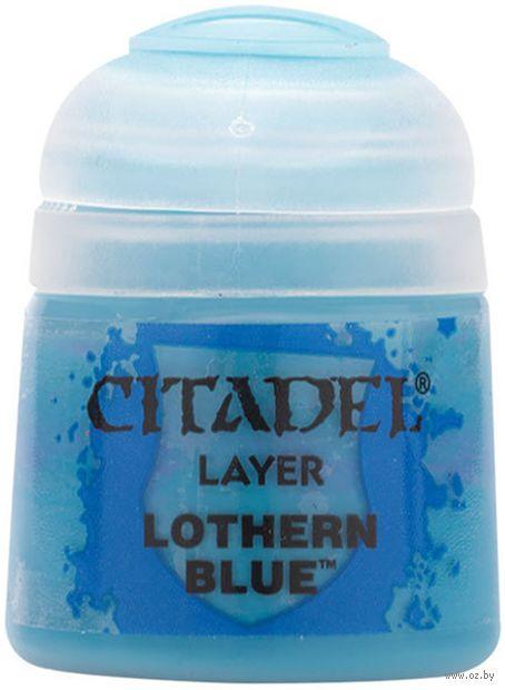 "Краска акриловая ""Citadel Layer"" (lothern blue; 12 мл) — фото, картинка"