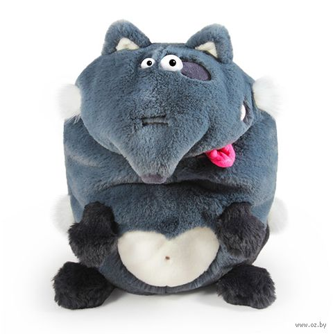 """Мягкая игрушка """"Волк"""" (21 см) — фото, картинка"""