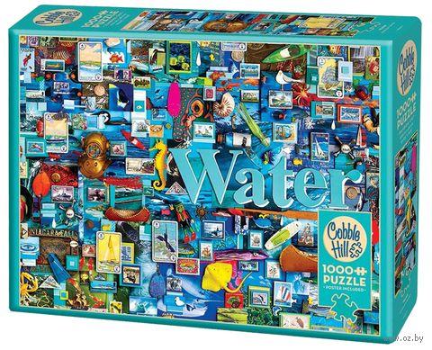 """Пазл """"Коллаж стихий. Вода"""" (1000 элементов) — фото, картинка"""