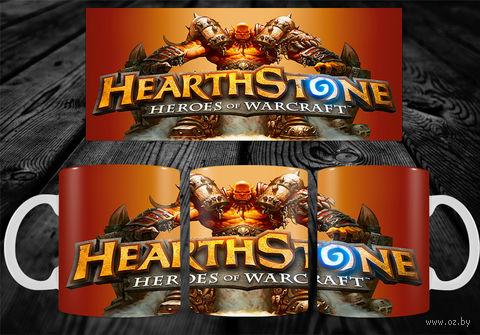 """Кружка """"Hearthstone"""" (арт. 28) — фото, картинка"""