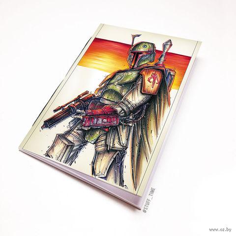 "Блокнот ""Звездные войны"" (А5; арт. 912)"