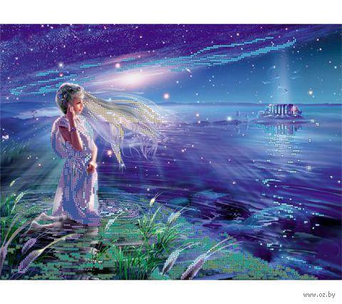 """Канва с нанесенным рисунком """"Андромеда"""""""