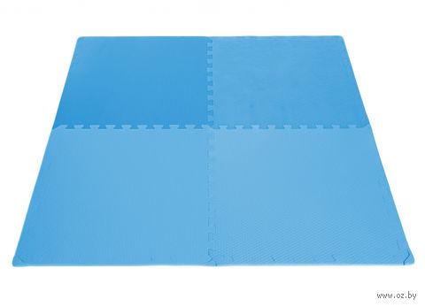 Коврик для фитнеса секционный (62х62х0,8 см) — фото, картинка