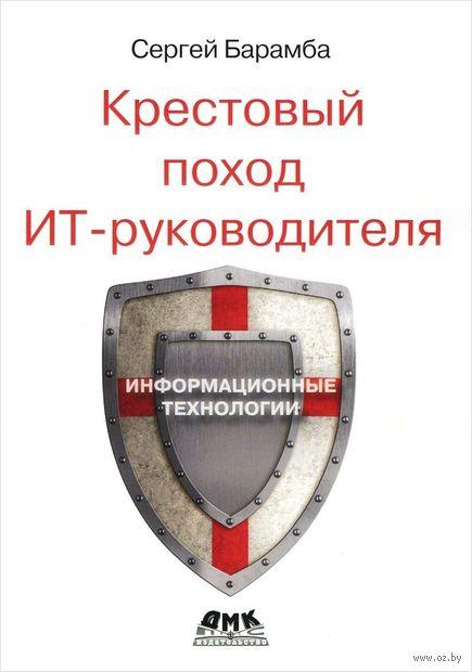 Крестовый поход ИТ-руководителя — фото, картинка