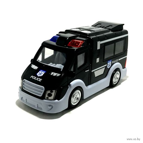 """Машинка """"Полиция"""" (со световыми и звуковыми эффектами; арт. ST66-22) — фото, картинка"""