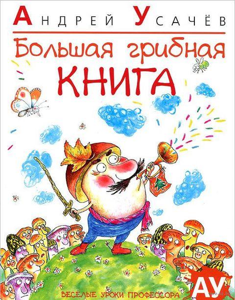Большая грибная книга. Андрей Усачев