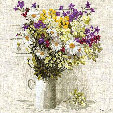 """Вышивка крестом """"Полевые цветы"""" (арт. 924)"""