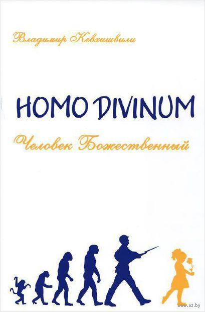 Homo Divinum. Человек Божественный. Владимир Кевхишвили
