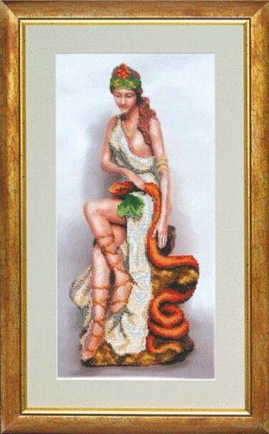 """Вышивка бисером """"Богиня Гигиена"""""""
