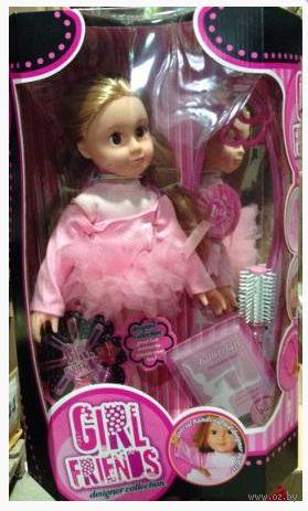 """Кукла """"Звезда балета"""" (42 см)"""