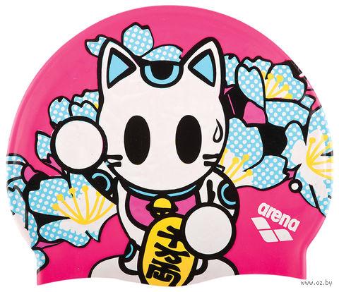 Шапочка для плавания Kun Cap JR (арт. 91552 38) — фото, картинка
