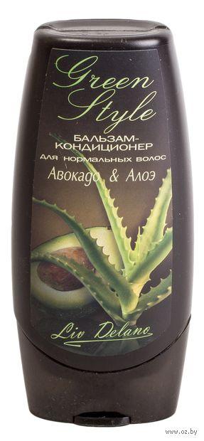 """Бальзам-кондиционер для волос """"Авокадо и алоэ"""" (200 г) — фото, картинка"""