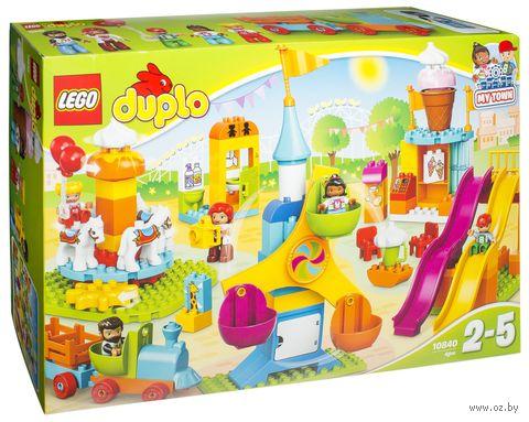 """LEGO Duplo """"Большой парк аттракционов"""" — фото, картинка"""