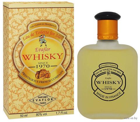 "Туалетная вода для мужчин ""Whisky"" (50 мл) — фото, картинка"