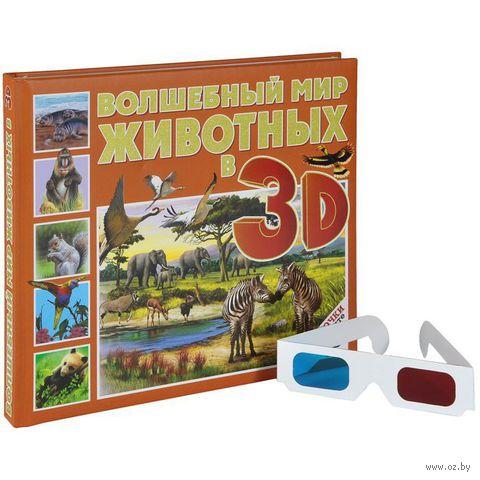 Волшебный мир животных в 3D (+ стереоочки) — фото, картинка