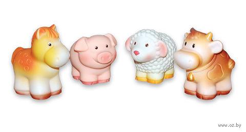 """Набор игрушек для купания """"Домашние животные"""""""