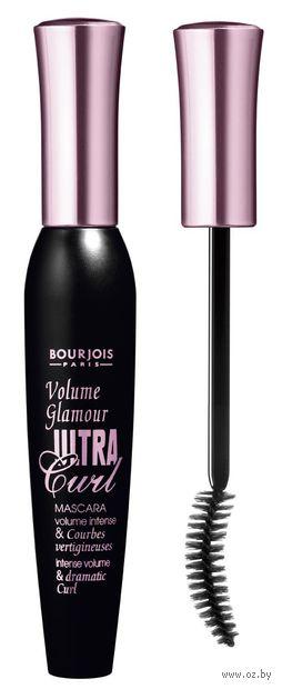 "Тушь для ресниц ""Volume glamour ultra curl"" (тон: черный)"
