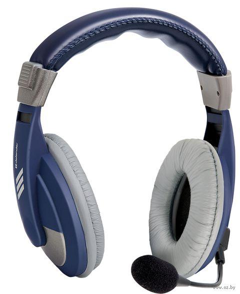 Гарнитура Defender Gryphon 750 (синяя) — фото, картинка