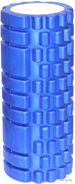 """Валик для фитнеса """"Туба"""" (синий) — фото, картинка"""
