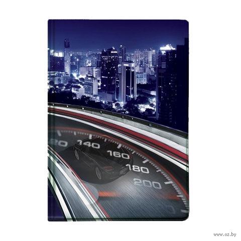 "Обложка на паспорт и автодокументы ""City"" — фото, картинка"