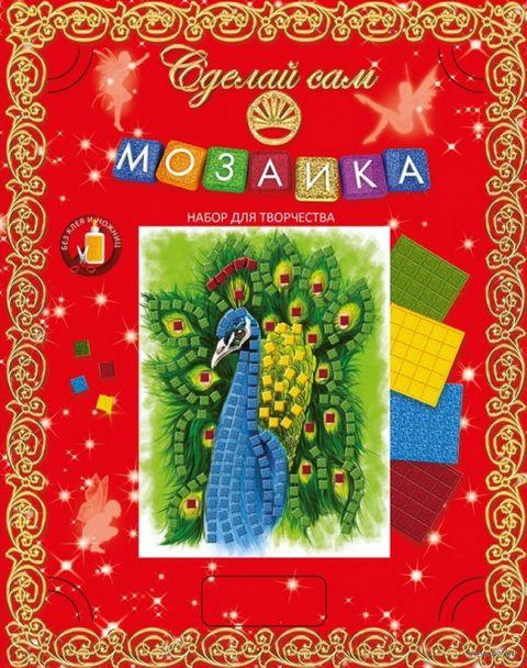 """Мозаика """"Павлин"""" — фото, картинка"""