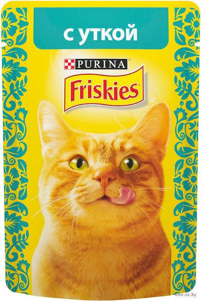Пресервы для кошек (85 г; утка в подливе) — фото, картинка