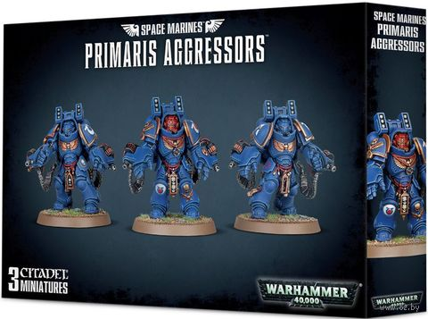 Warhammer 40.000. Space Marines. Primaris Aggressors (48-69) — фото, картинка