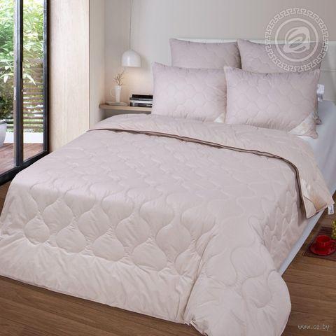Одеяло стеганое (200х215 см; евро; арт. 2176) — фото, картинка
