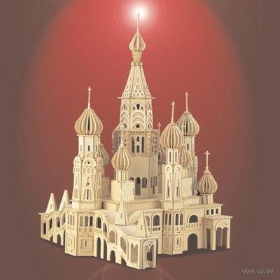 """Сборная деревянная модель """"Церковь"""" — фото, картинка"""