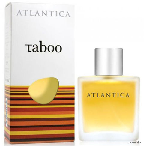 "Туалетная вода для мужчин ""Atlantica. Taboo"" (100 мл)"