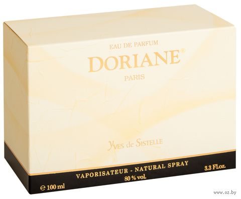 """Парфюмерная вода для женщин """"Doriane"""" (100 мл)"""