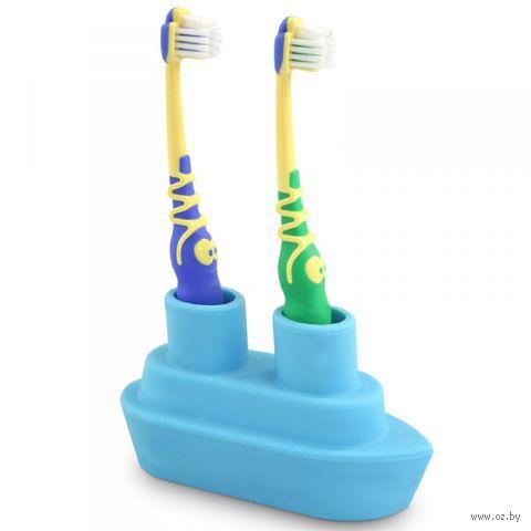 """Держатель для зубной щетки """"Boat"""" (голубой)"""