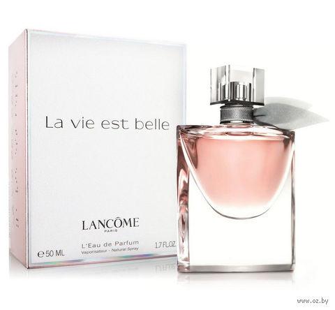 """Парфюмерная вода для женщин Lancome """"La Vie Est Belle"""" (50 мл) — фото, картинка"""