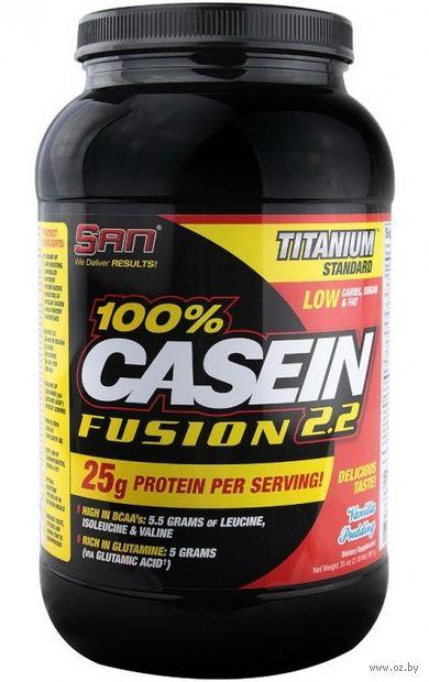 "Протеин ""100% Casein Fusion"" (1008 г; шоколад) — фото, картинка"