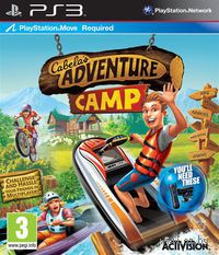 Cabela`s Adventure Camp (с поддержкой PS Move) (PS3)