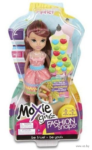 """Кукла """"Moxie Girlz. Модное платье. Монет"""""""
