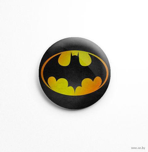 "Значок маленький ""Бэтмен"" (арт. 404) — фото, картинка"