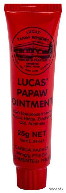 "Бальзам для губ ""Lucas Papaw"" — фото, картинка"