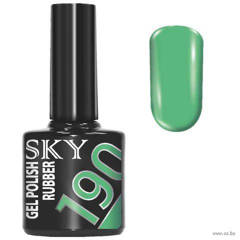 """Гель-лак для ногтей """"Sky"""" тон: 190 — фото, картинка"""