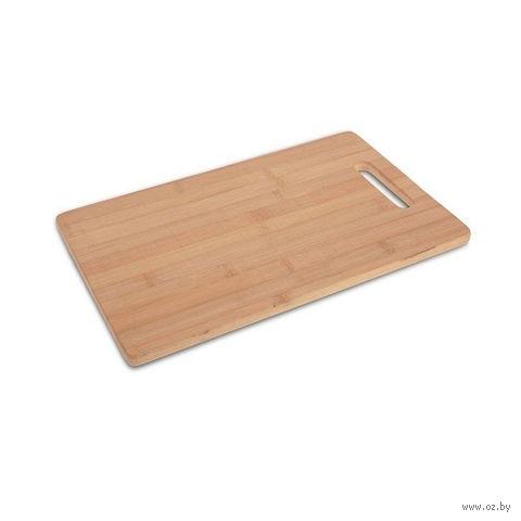 Доска разделочная деревянная (200х300 мм; арт. 784200030) — фото, картинка