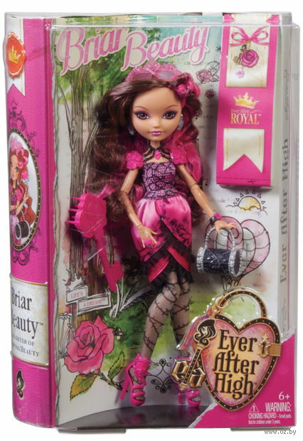 "Кукла ""Ever After High. Брайер Бьюти"""