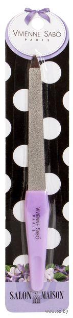 """Пилочка для ногтей металлическая """"Salon-A-Maison"""" — фото, картинка"""