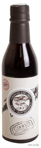 """Сироп """"Орех и Шоколад"""" (375 мл) — фото, картинка"""