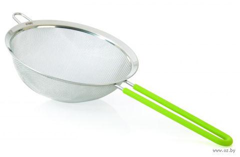 Дуршлаг металлический (150 мм) — фото, картинка